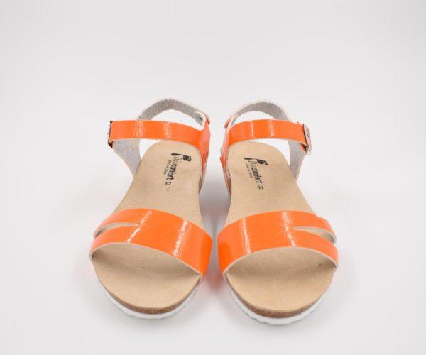 sandalia-bio-señora-will-265-naranja