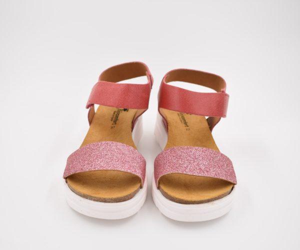 sandalia-bio-señora-ola-100-rosa