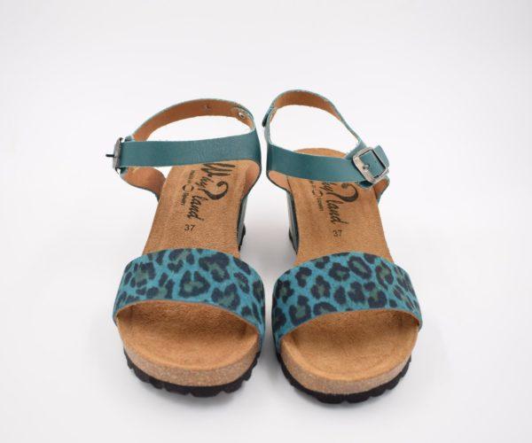 Sandalia-Bio-Señora-Sommer-Leopard-Petrol