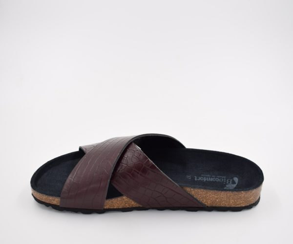 sandalia-bio-señora-will-168-croco-burdeos