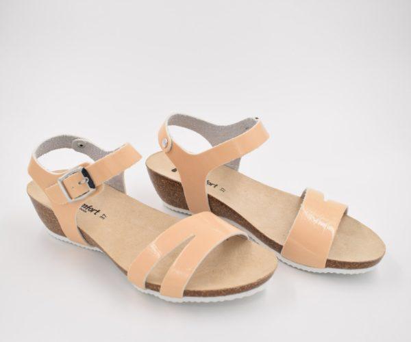 sandalia-bio-señora-will-265-crema