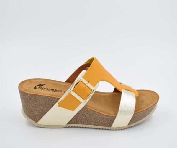 sandalia-bio-señora-dune-mostaza