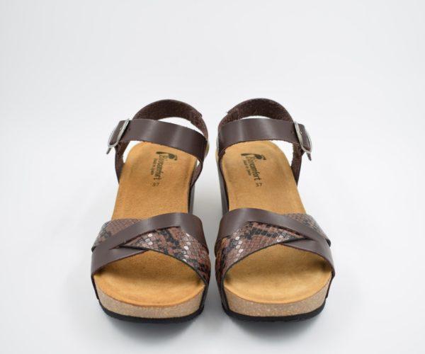 sandalia-bio-señora-will-120-marrón-tabaco